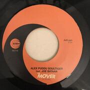 7inch Vinyl Single - Alex Puddu Soultiger Featuring Joe Bataan - The Mover