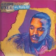 12'' - alexander o'neal - all mixed up
