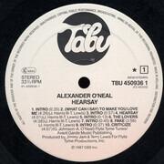 LP - Alexander O'Neal - Hearsay
