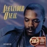 LP - Alexander O'neal - Hearsay - HQ-Vinyl