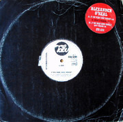 12inch Vinyl Single - Alexander O'Neal - If You Were Here Tonight - Stickered Generic Die-cut Sleeve