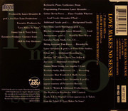 CD Single - Alexander O'Neal - Love Makes No Sense