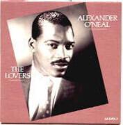 CD Single - Alexander O'Neal - The Lovers - Cardboard Sleeve