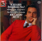 LP - Scriabine - Symphony No. 1 - DMM