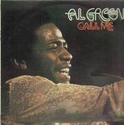 LP - Al Green - Call Me - Orig german