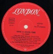 LP - Al Green - Have A Good Time