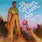 LP - Al Green - Livin' For You