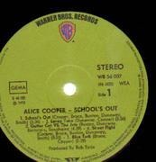 LP - Alice Cooper - School's Out - WITH PANTIES