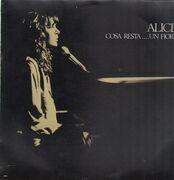 LP - Alice - Cosa Resta...Un Fiore
