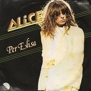 7'' - Alice - Per Elisa