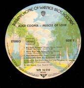 LP - Alice Cooper - Muscle Of Love