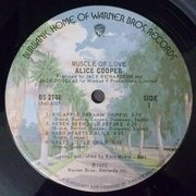 LP - Alice Cooper - Muscle Of Love - shipping carton sleeve