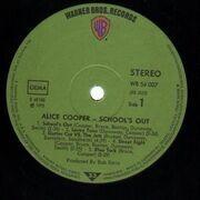 LP - Alice Cooper - School's Out
