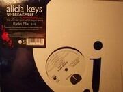 12inch Vinyl Single - Alicia Keys - Unbreakable