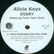 12'' - Alicia Keys - Diary (Hani Mixes)