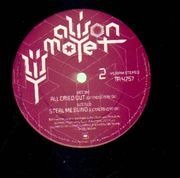12inch Vinyl Single - Alison Moyet - All Cried Out