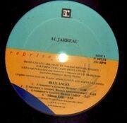 12'' - Al Jarreau - Blue Angel