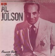 LP - Al Jolson - Brunswick Rarities 1926-1930