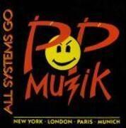 12inch Vinyl Single - All Systems Go - Pop Muzik