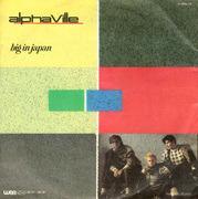 7'' - Alphaville - Big In Japan