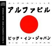 CD Single - Alphaville - Big In Japan 1992 A.D.