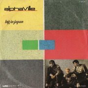 7inch Vinyl Single - Alphaville - Big In Japan