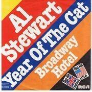 7'' - Al Stewart - Year Of The Cat / Broadway Hotel