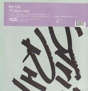 12inch Vinyl Single - Aly-Us - Follow Me