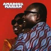 LP - Amadou And Mariam - LA Confusion - incl. CD