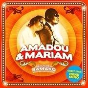 LP - Amadou & Mariam - Dimanche A Bamako - incl. CD