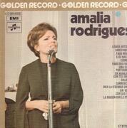 LP - Amalia Rodrigues - Golden Record