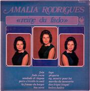 LP - Amália Rodrigues - Reine Du Fado