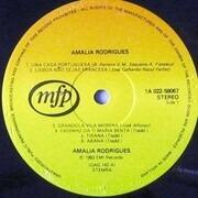 LP - Amália Rodrigues - Amália Rodrigues