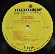 LP - Amália Rodrigues - Portugal's Great Amalia Rodrigues