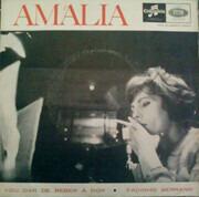 7inch Vinyl Single - Amália Rodrigues - Vou Dar De Beber À Dor