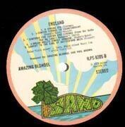 LP - Amazing Blondel - England - PINK RIM UK