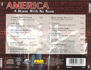 CD - America - A Horse With No Name