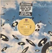 12inch Vinyl Single - Amii Stewart - Why'd You Have To Be So Sexy