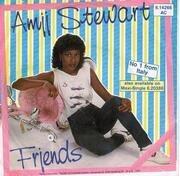 7'' - Amii Stewart - Friends / Picture