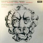 LP - Amilcare Ponchielli - La Gioconda - Highlights