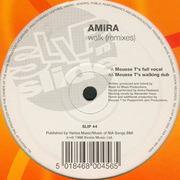 12'' - Amira - Walk (Mousse T. Remixes)