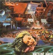 LP - Amon Düül II - Almost Alive... - Original 1st German
