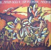 LP - Amon Düül II - Live In London