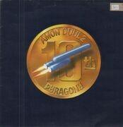 LP - Amon Düül II - Pyragony X - Die Cut cover