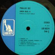 LP - Amon Düül II - Phallus Dei - OG UK