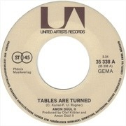 7'' - Amon Düül II - All The Years Round / The Tables Are Turned