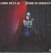 LP - Amon Düül II - Made In Germany - rare kraut prog psych