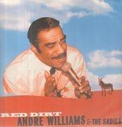LP - Andre Williams & The Sadies - Red Dirt