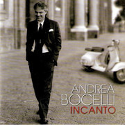 CD - Andrea Bocelli - Incanto - Super Jewel Box