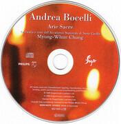 CD - Andrea Bocelli - Arie Sacre